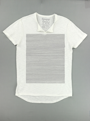 Supermaggie 10000 Circles Tofu Harry Henley Tee