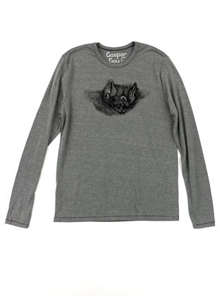 Supermaggie Bat Face Smoke Cy Long Sleeve