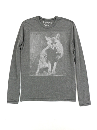 Supermaggie Wolf Smoke Cy Long Sleeve