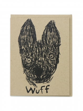 Supermaggie Wuff Card