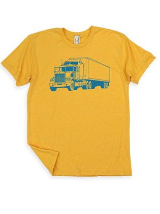 Supermaggie Big Rig Mango 5050 Tee