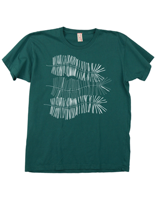 Supermaggie Ferns Forest Frankie Tee