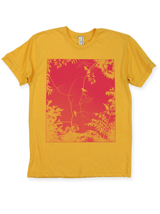 Supermaggie Jungle Mango 5050 Tee