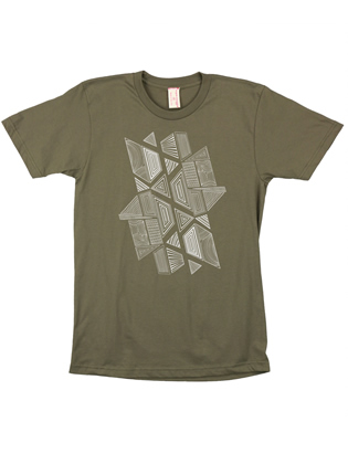 Supermaggie Optimus Army Cotton Tee