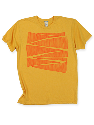 Supermaggie Zipper Mango 5050 Tee