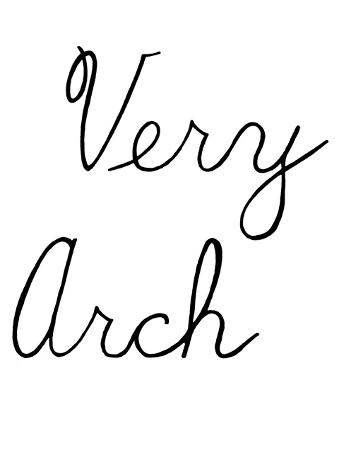 Very Arch