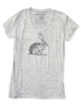 Supermaggie Rabbit Oatmeal Kim Tee